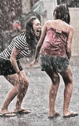 In the Rain by leonardoviotti