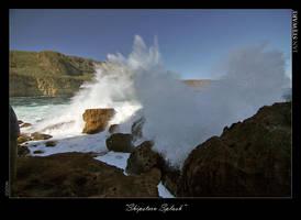Shipstern Splash by eehan