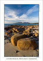 Cooks Beach, Freycinet by eehan