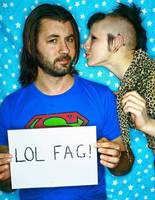 lol fag by sally-ersch