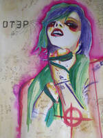 soothsayer-otep by creatyvemynds