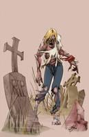 Zombie by Shadowgrail