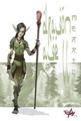 DA2 Merrill by Shadowgrail