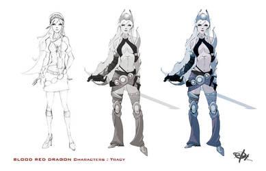 B.R.D. Tracy by Shadowgrail
