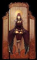 Necromancia 2012 - Seraphitah by LaDameDePique