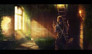 Tomb Raider - The Lara Croft by Najeeb-Alnajjar