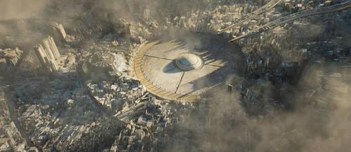 City G107 by Najeeb-Alnajjar