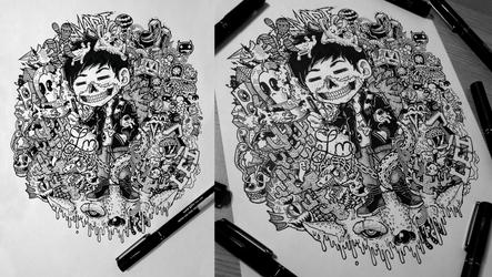 Skully by LeiMelendres