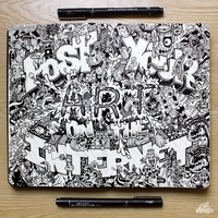 Doodle: Post Your Art on the Internet by LeiMelendres