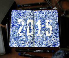 Doodle: 2015 by LeiMelendres