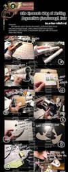 Cosplay: Bayonetta's Gun-2 by hayatecrawford