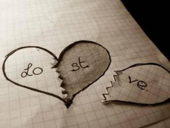 Lost Love by NikzSmiileyface