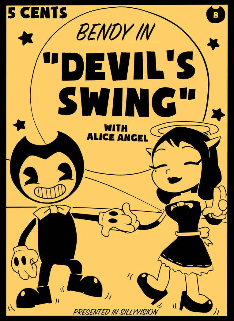 Bendy In Devil S Swing Contest Entry By Gamerboy123456