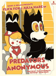 Flick Fox and Julia Hare in: Predators Anonymous by Gamerboy123456