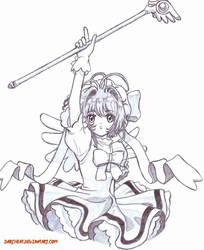 cardcaptor sakura by darcheat