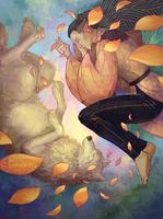 Slumber - Fen'Harel. by Sephirona