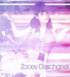 zooey deschanel by HerolessSkies