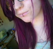 purple ID 2 by psyence-a-gogo