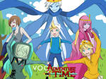 VOCADVENTURE TIME by hzrinv