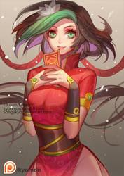 Jinx Firecracker by SongJiKyo