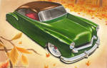 '49 Chevy Fleetline/Mercury Kustom by DominikScherrer