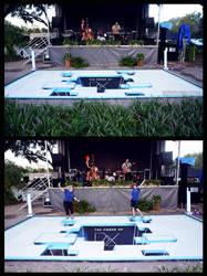 DX Dance Floor by ChalkTwins