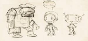 Bro-Bot by Ceydran