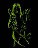 Poison Ivy by redtrujillo