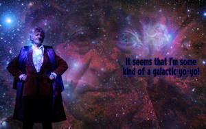 Third Doctor widescreen wallpaper by Leda74