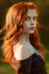Ginger by Deathstars69