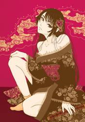 Shino by ReiRaven