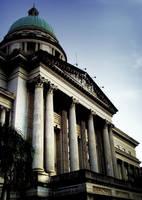 City Hall by blackmariner