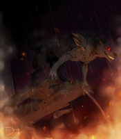 Reignite The Darkness by Diivon