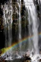 Rainier Rainbow by HeatherTelesca