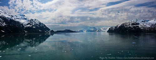 Glacier Bay by HeatherTelesca