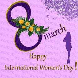 Happy Women's Day !!! by weezya