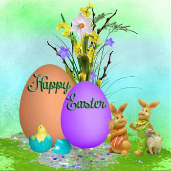 Happy Easter !!! by weezya
