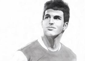 Francesc 'Cesc' Fabregas by FranktHeTanK4