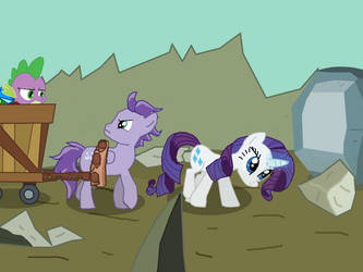 KydoseXRarity - Gem Hunting Drama by S-F-G
