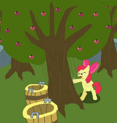 Applebloom and The Art of Applebucking #1 by S-F-G