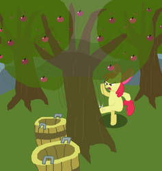 Applebloom and The Art of Applebucking #2 by S-F-G