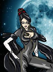 Bayonetta by elleprimadonna