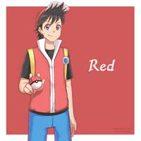 Red by ipokegear