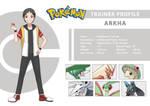 Pokemon Trainer - Arkha by ipokegear