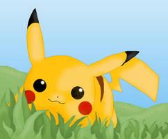 . .. ...Pikachu... .. . by Neon-Shadows