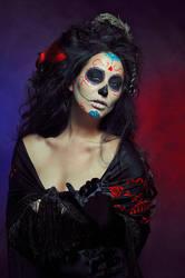Dia de los Muertos III by Josslen