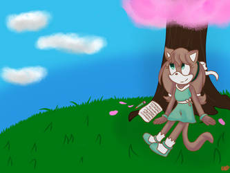 Jenny kitty .:AT:. by MelTheArtist