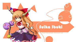 Suika Ibuki by moeroknight
