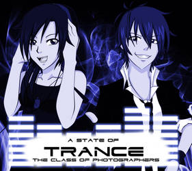 the angels of TRANCE MUSIC by gunzstreetcat