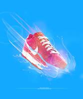 Nike Shoe Design by Coelhao95